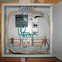 Монтаж, установка, замена, ремонт электрического щитка в Иркутске. Ремонт электрощита Иркутск. Индивидуальный квартирный электрощит в Иркутске