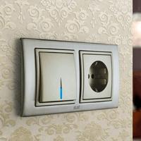 Установка выключателей в Иркутске. Монтаж, ремонт, замена выключателей, розеток Иркутск.